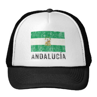 Vintage Andalusia Trucker Hat