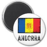 Vintage Andorra Refrigerator Magnets