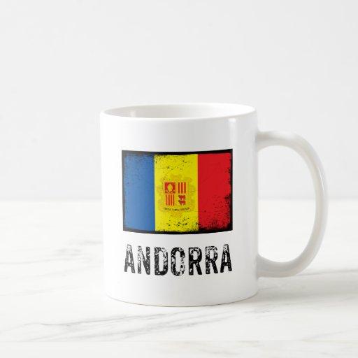 Vintage Andorra Taza