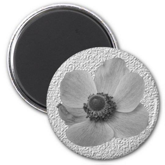 Vintage Anemone Magnet