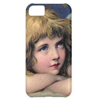 Vintage Angel Case For iPhone 5C