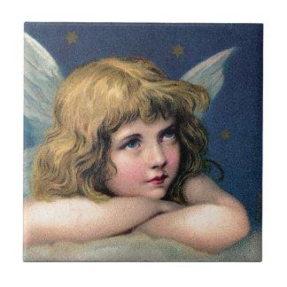 Vintage Angel Ceramic Tiles
