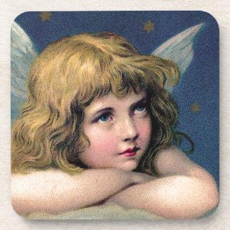 Vintage Angel Coasters
