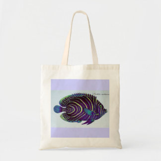 vintage angel fish bag