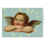 Vintage Angel Greeting Cards