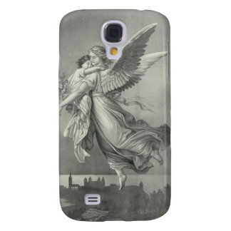 Vintage Angel i Samsung Galaxy S4 Case