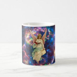 Vintage Angel in Heaven Coffee Mug