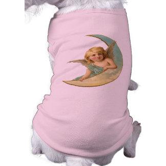 Vintage Angel in Moon Pet Clothing