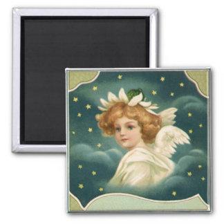 Vintage Angel Magnet