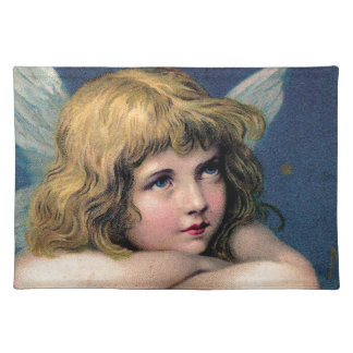 Vintage Angel Placemats