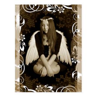 Vintage Angel Postcard