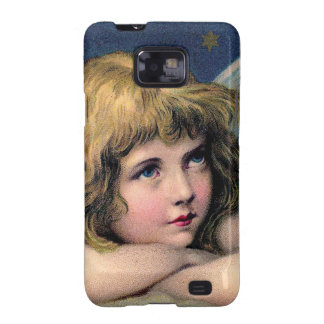 Vintage Angel Samsung Galaxy S2 Cases