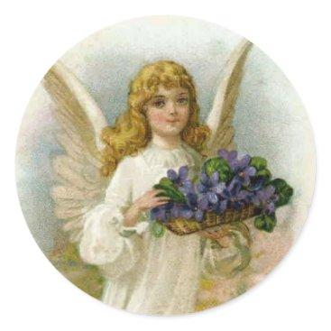 doodlesgifts Vintage Angel sticker