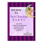 Vintage Angel Tarot Reading Party Card