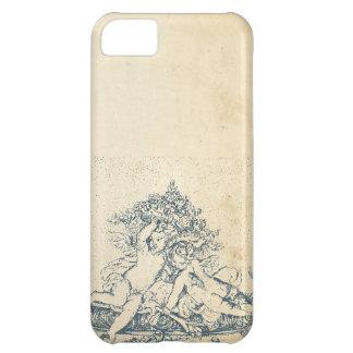 Vintage Angels iPhone 5C Case
