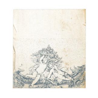 Vintage Angels Notepad