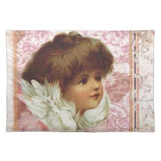 Vintage Angels Placemat