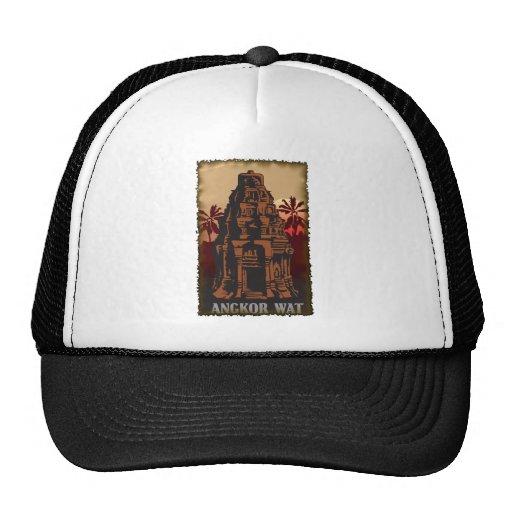 Vintage Angkor Wat Hat