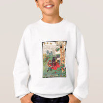 Vintage Animal Firemen Sweatshirt