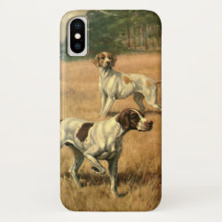 Case-Mate Barely There iPhone X Case with Pointer Phone Cases design
