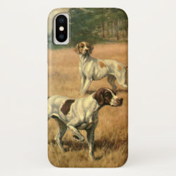 Case-Mate Barely There Apple iPhone XS Case with Pointer Phone Cases design