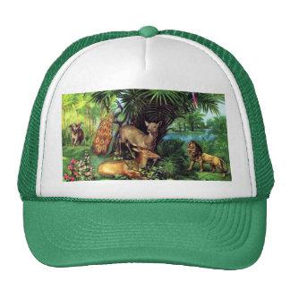 Vintage Animals Trucker Hat