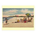 Vintage Anna Maria Island Florida Postcard