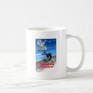 Vintage Anti-Litter Poster Coffee Mug