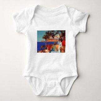 Vintage Antibes Cote D'Azur Travel Tshirt