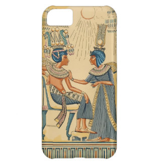 Vintage Antique Ancient Egyptian Royalty iPhone 5C Cover