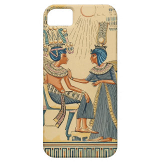 Vintage Antique Ancient Egyptian Royalty iPhone SE/5/5s Case