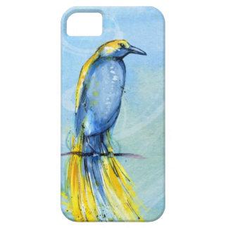 Vintage Antique Bluebird Fine Art iPhone SE/5/5s Case