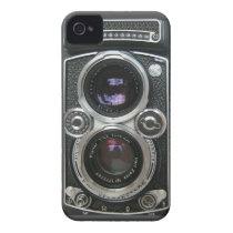 Vintage Antique Camera Case Cover iPhone 4 Case-Mate Case