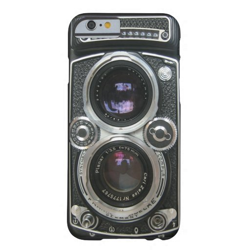 Vintage Antique Camera Case Cover for iPhone 6