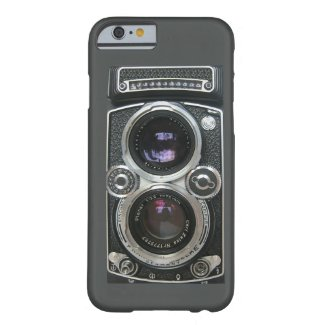 Vintage Antique Camera Case Cover iPhone 6 Case