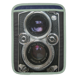 Vintage Antique Camera Case Cover Sleeve For iPads