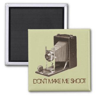 Vintage Antique Camera Refrigerator Magnet