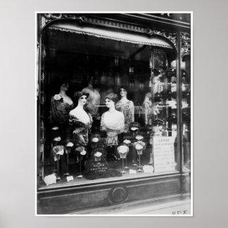 Vintage Hair Salon Posters, Vintage Hair Salon Prints, Art Prints ...