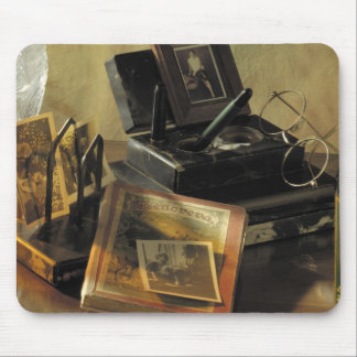 Vintage Antique Nostalgic Items from the past Mouse Pad