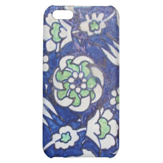 Vintage Antique Ottoman Style ceramic tile Cover For iPhone 5C