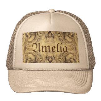Vintage,antique ,pattern,grunge,worn,wood,wall, trucker hat