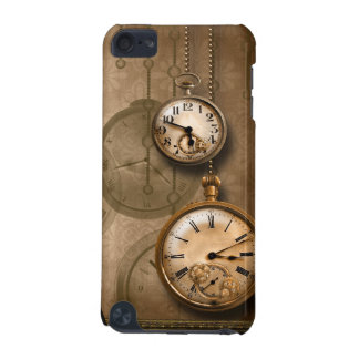 Vintage Antique Pocket Watches Case iPod Touch