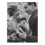 Vintage Antique Romantic Couples Cards and Gifts Post Card