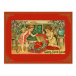 Vintage/Antique Valentine Postcard