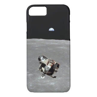 Vintage Apollo 11 Moon Mission Eagle's Ascent iPhone 7 Case