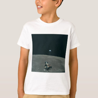 Vintage Apollo 11 Moon Mission Eagle's Ascent T-Shirt