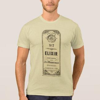 Vintage Apothecary Elixir Label Shirt