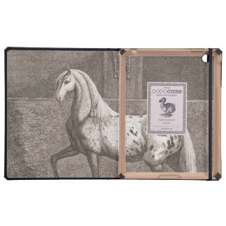 Vintage Appaloose Horse Covers For iPad