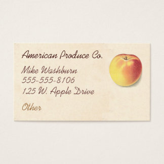 Colorful Apple Business Cards & Templates | Zazzle