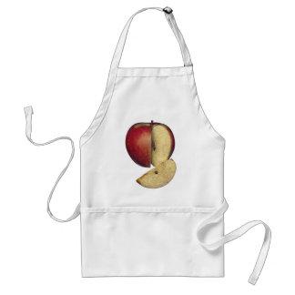 Vintage Apple Delantal